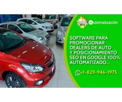 Software Autopublicador para Rent a car