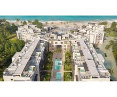 1,2 and 3 bedrooms beachfront apartments Ocean Bay